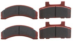 Kodiak Ceramic Brake Pads - 7,000 lbs to 8,000 lbs