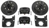 "Kodiak Disc Brake Kit - 13"" Hub/Rotor - 8 on 6-1/2 - E-Coat - 7,000 lbs"