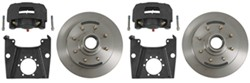 "Kodiak Disc Brake Kit - 13"" Hub/Rotor - 8 on 6-1/2 - Raw Finish - 7,000 lbs"