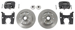 "Kodiak Disc Brake Kit - 13"" Hub/Rotor - 8 on 6-1/2 - Raw Finish - 7,200-lb Dexter Axle"
