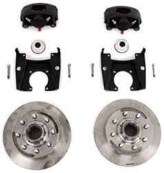 "Kodiak Disc Brake Kit - 13"" Hub/Rotor - 8 on 6-1/2 - Raw Finish - 8,000-lb Dexter"