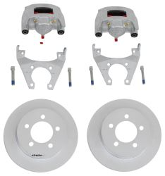 "Kodiak Disc Brake Kit - 10"" Rotor - 5 on 4-1/2 - Dacromet - 3,500 lbs"