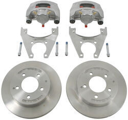 "Kodiak Disc Brake Kit - 10"" Rotor - 5 on 4-1/2 - Stainless Steel - 3,500 lbs"