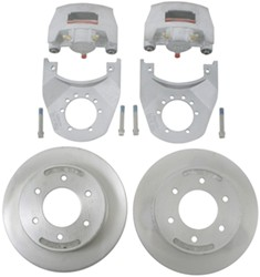 "Kodiak Disc Brake Kit - 12"" Rotor - 6 on 5-1/2 - Dacromet - 5,200 lbs to 6,000 lbs"
