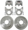 "Kodiak Disc Brake Kit - 12"" Rotor - 6 on 5-1/2 - Stainless Steel - 5,200 lbs to 6,000 lbs"