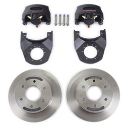 "Kodiak Disc Brake Kit - 12"" Rotor - 6 on 5-1/2 - Raw Finish - 5,200 lbs to 6,000 lbs"