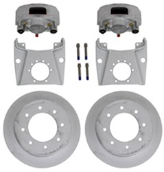 "Kodiak Disc Brake Kit - 13"" Rotor - 8 on 6-1/2 - Dacromet - 1/2"" Bolts - 7,000 lbs"