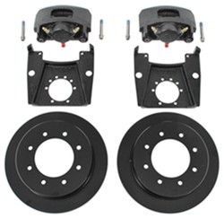 "Kodiak Disc Brake Kit - 13"" Rotor - 8 on 6-1/2 - E-Coat - 1/2"" Bolts - 7,000 lbs"