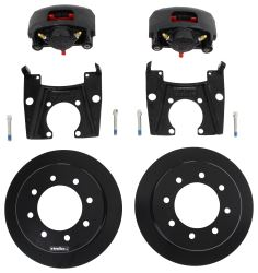 "Kodiak Disc Brake Kit - 13"" Rotor - 8 on 6-1/2 - E-Coat - 9/16"" Bolts - 7,200-lb Dexter"