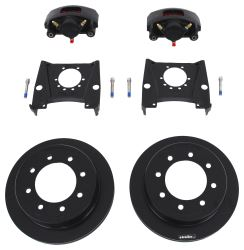 "Kodiak Disc Brake Kit - 13"" Rotor - 8 on 6-1/2 - E-Coat - 9/16"" Bolts - 7,000 lbs"
