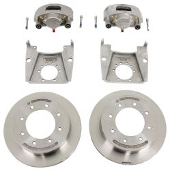 "Kodiak Disc Brake Kit - 13"" Rotor - 8 on 6-1/2 - Stainless Steel - 9/16"" Bolts - 7,000 lbs"