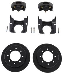 "Kodiak Disc Brake Kit - 13"" Rotor - 8 on 6-1/2 - E-Coat - 9/16"" Bolts - 8K AL-KO/Quality"