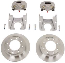 "Kodiak Disc Brake Kit - 13"" Rotor - 8 on 6-1/2 - Stainless - 9/16"" Bolts - 8K Dexter Axle"