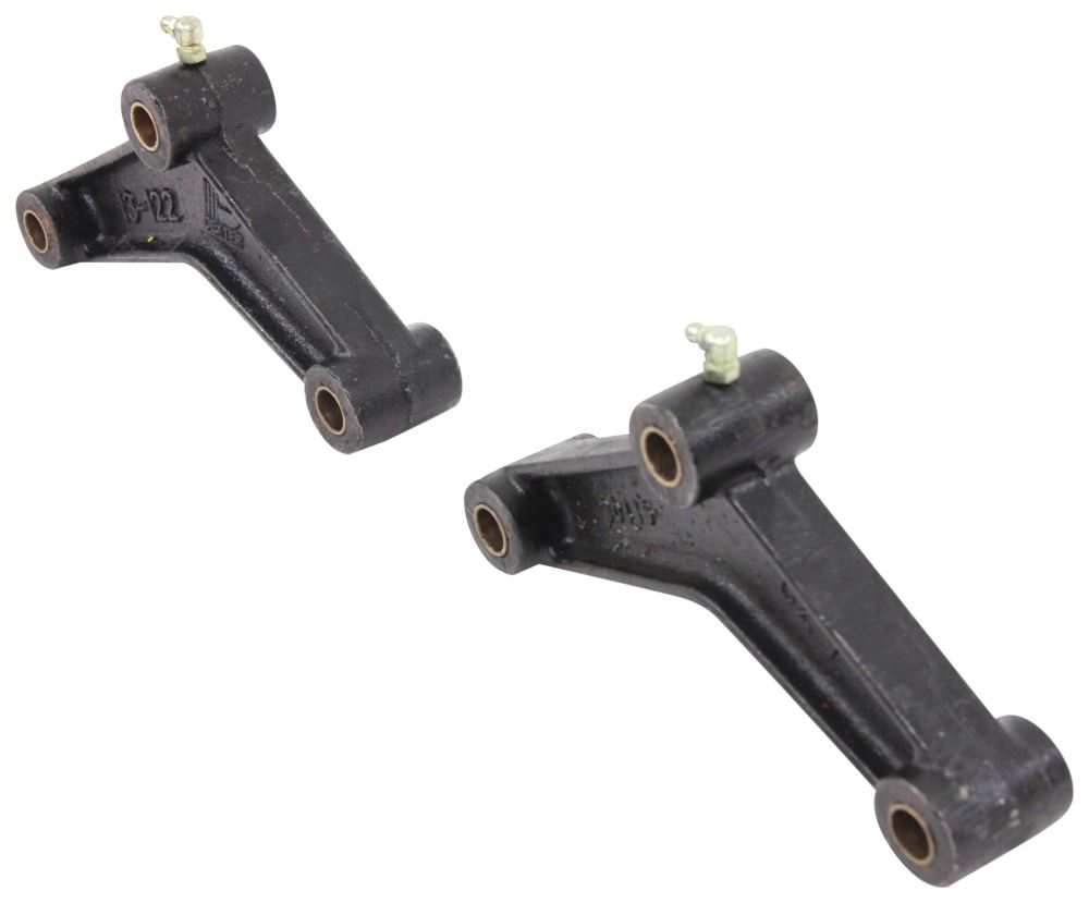 Dexter heavy duty suspension kit for tandem axle trailers for Suspension double