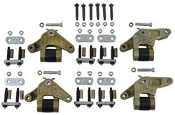 "E-Z Flex Triple Axle Suspension Kit with 7-3/4"" Equalizers"