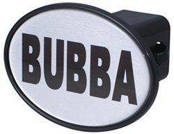 "Bubba 2"" Trailer Hitch Receiver Cover"