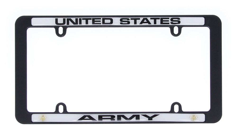 Famous Military Licence Plate Frames Elaboration - Frames Ideas ...