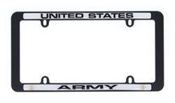 United States Army License Plate Frame