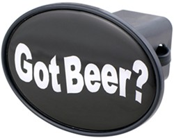 Hitch Cover Knockout 512H Got Beer