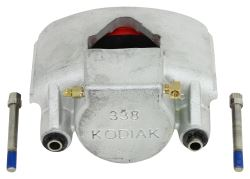 Kodiak Disc Brake Caliper - Dacromet - 9,000 lbs to 10,000 lbs