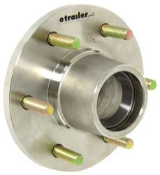 Kodiak Trailer <strong>Hub</strong> for 5,200-lb to 6,000-lb Axles - 6 on 5-1/2 - Stainless Steel - KH42655S