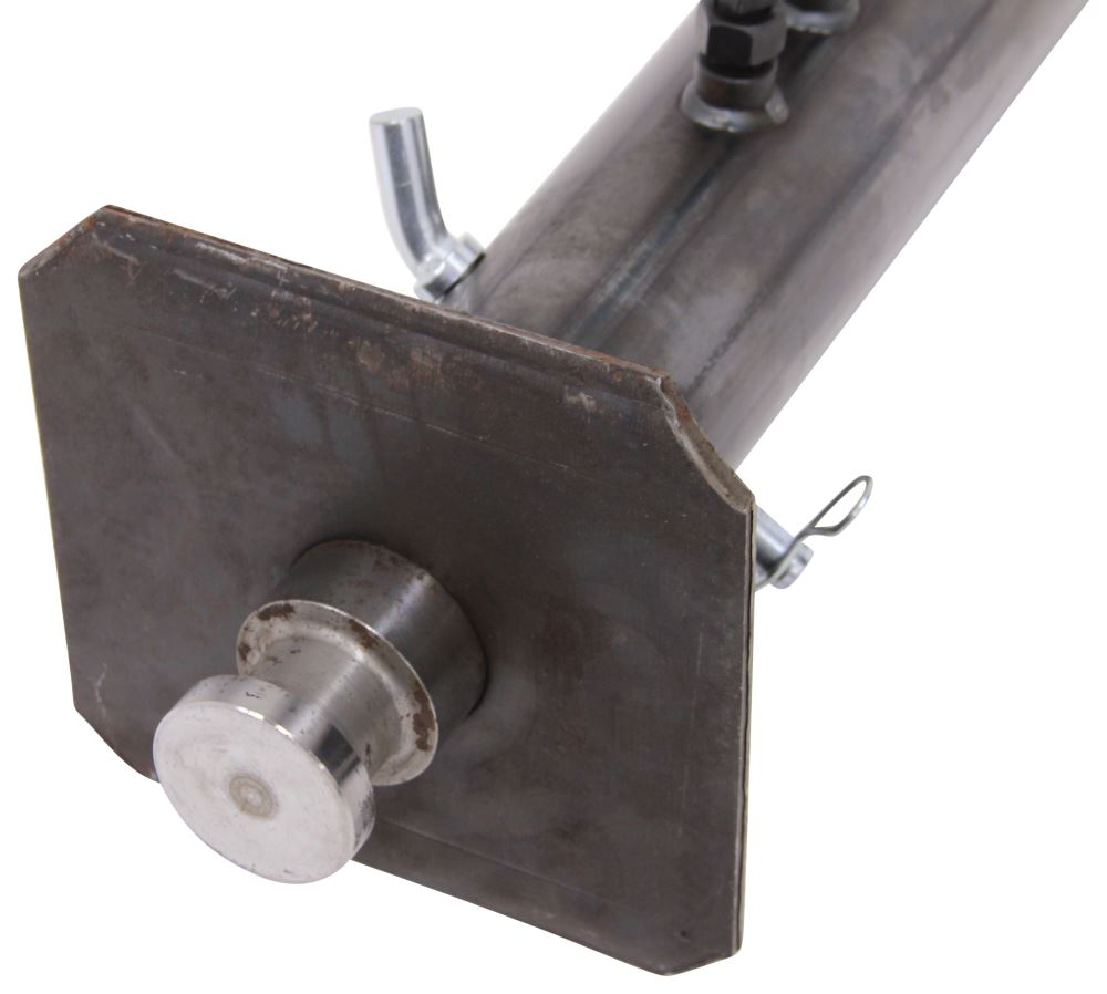 Fifth Wheel To Gooseneck Hitch >> Ram Gooseneck to 5th Wheel Trailer Coupler Adapter - Round ...