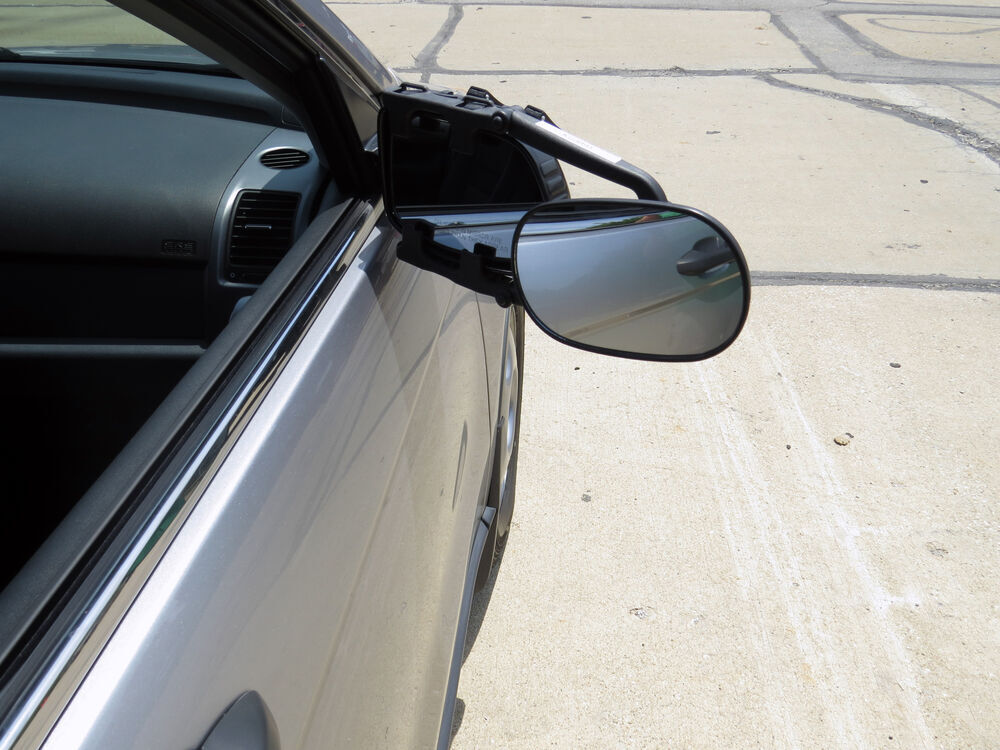K Source Universal Clip On Extra Large Towing Mirror
