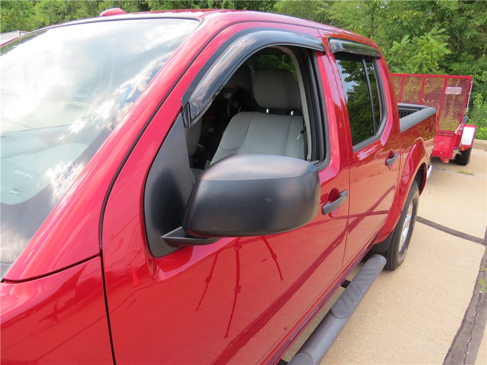 nissan frontier k source universal towing mirror clip on. Black Bedroom Furniture Sets. Home Design Ideas