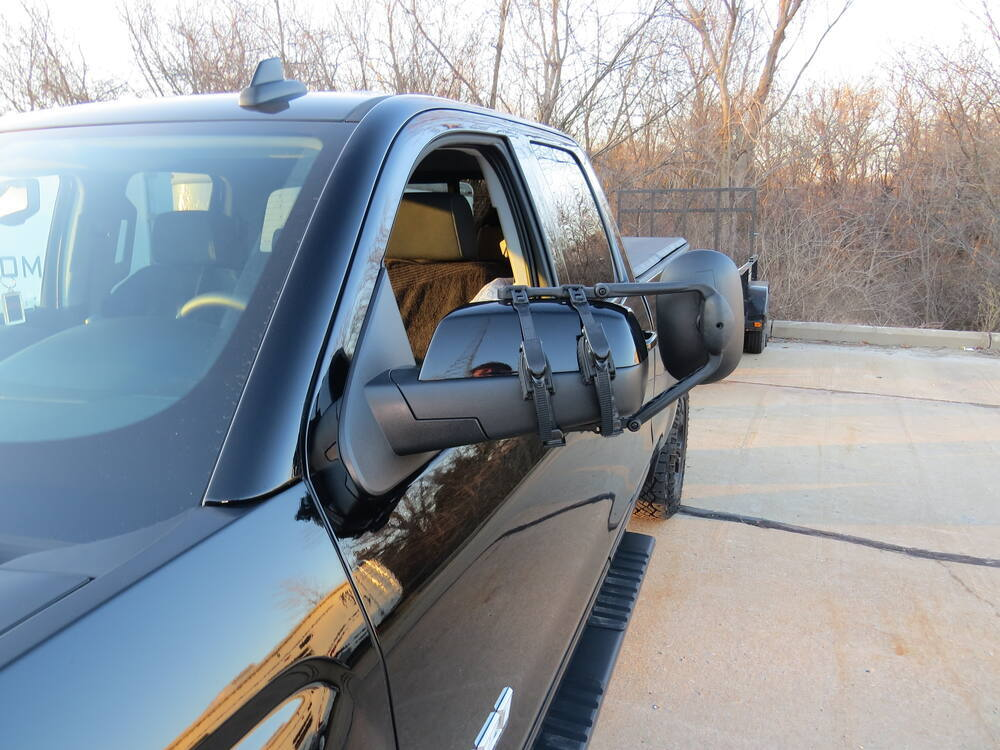 2017 chevrolet silverado 1500 custom towing mirrors k source. Black Bedroom Furniture Sets. Home Design Ideas