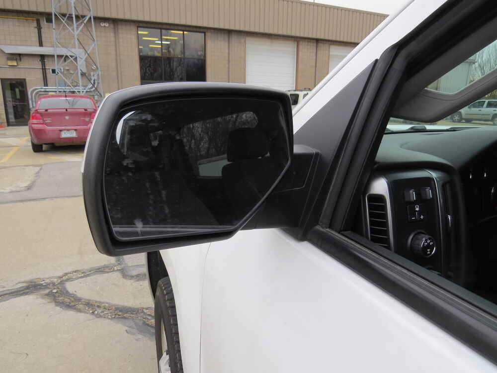 2017 chevrolet silverado 2500 custom towing mirrors k source. Black Bedroom Furniture Sets. Home Design Ideas
