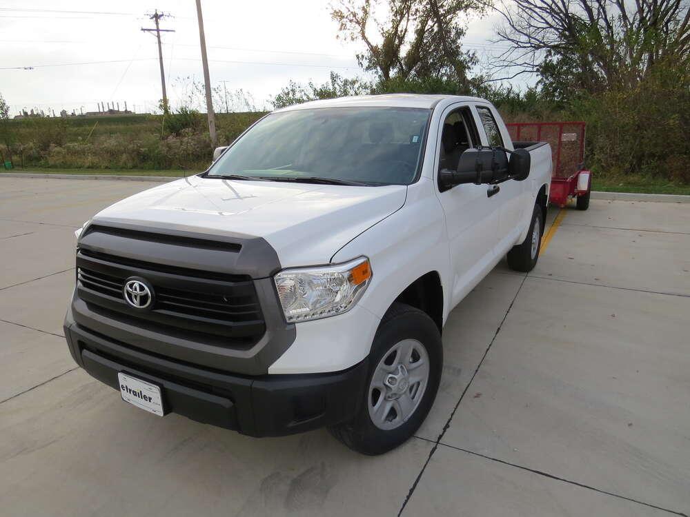 2016 Toyota Tundra Custom Towing Mirrors K Source