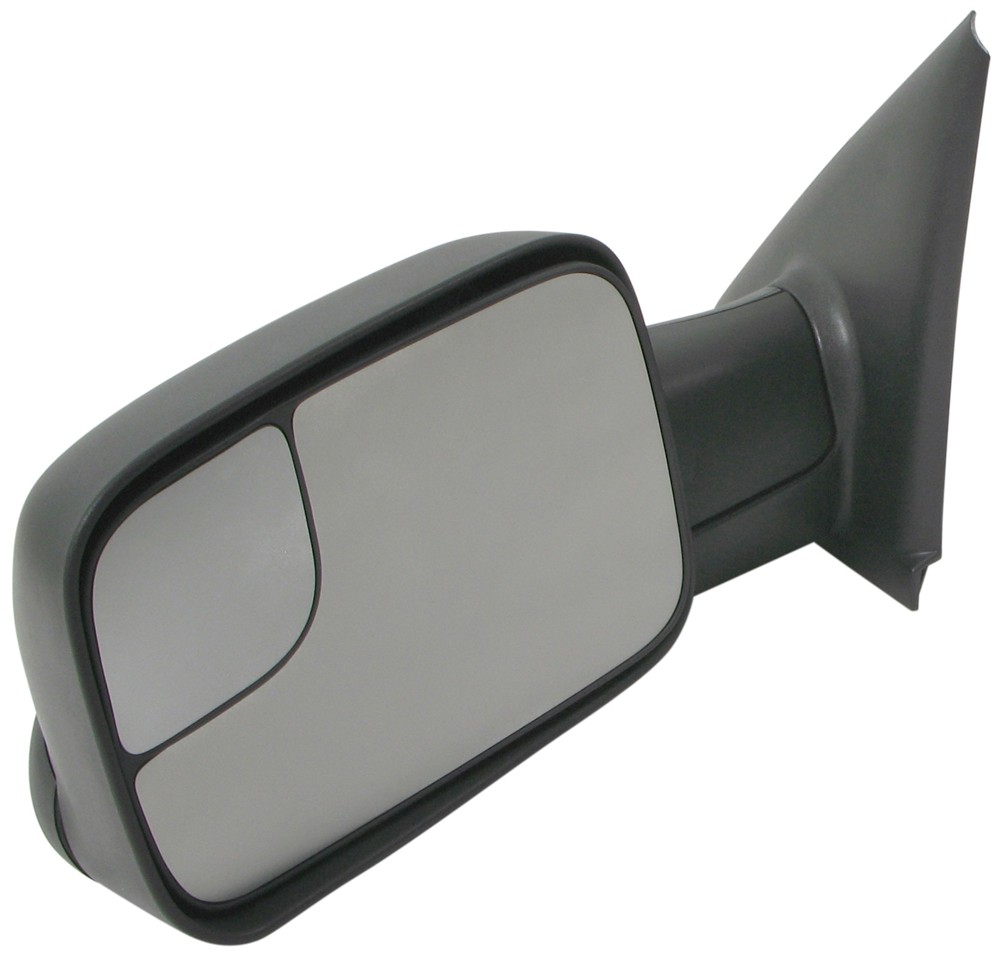 K source custom towing mirror flip out driver 39 s side k for Custom mirrors