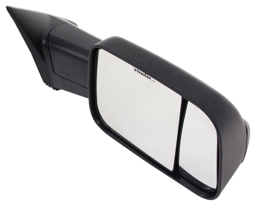 K source custom flip out towing mirror manual textured for Mirror source