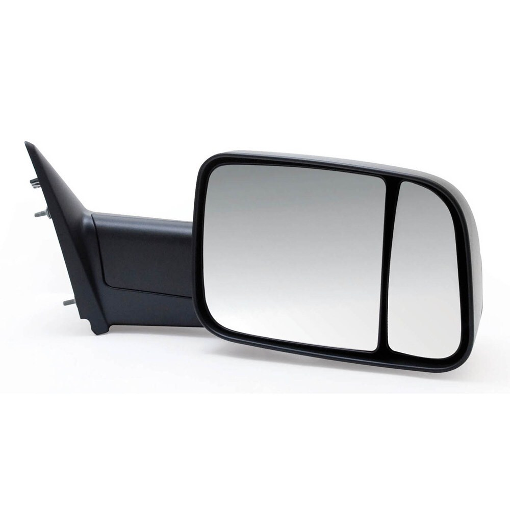k source custom flip out towing mirror manual