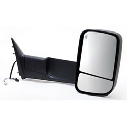 K Source 2009 Dodge Ram Pickup Replacement Mirrors