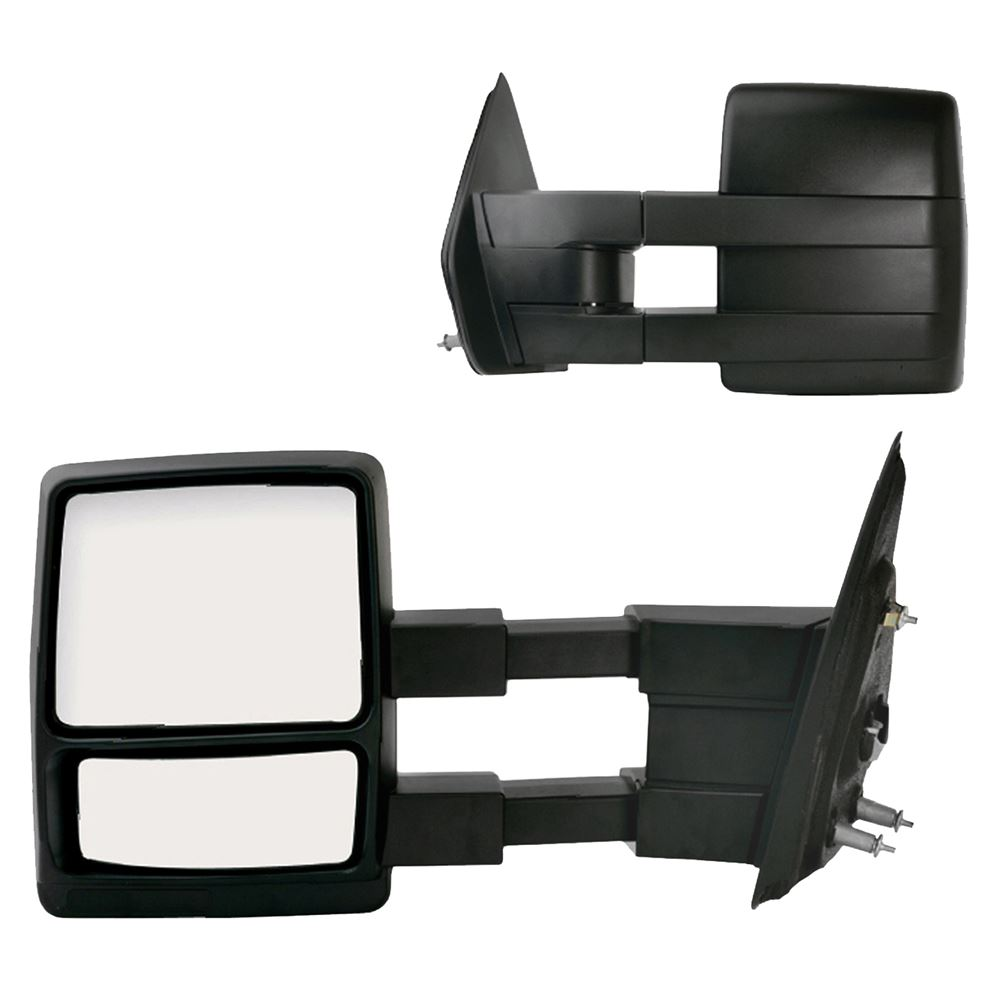 2007 Ford F 150 K Source Custom Extendable Towing Mirror