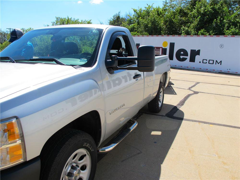 2014 Chevrolet Silverado 2500 Custom Towing Mirrors K Source