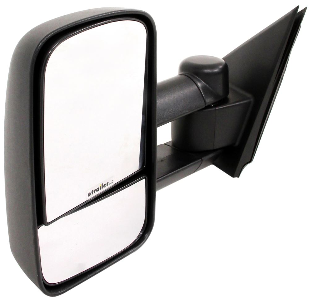 K source custom extendable towing mirror manual for Mirror source