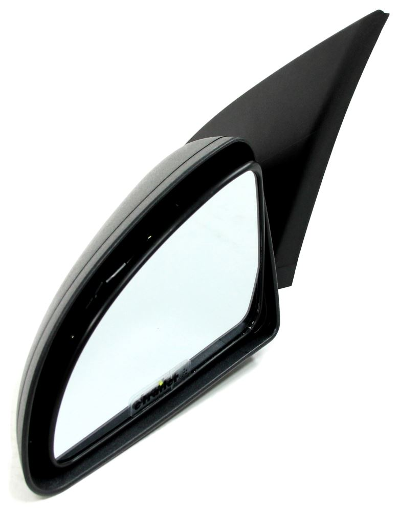 K source replacement side mirror electric black for Mirror replacement