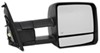K-Source Custom Extendable Towing Mirror - Electric/Heat w Turn Signal - Textured Black - Passenger
