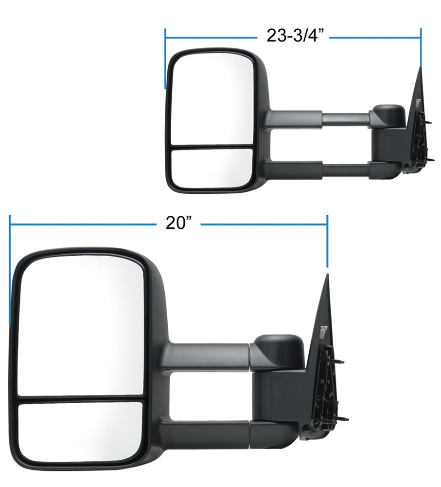 2016 toyota tundra k source custom extendable towing for Mirror source
