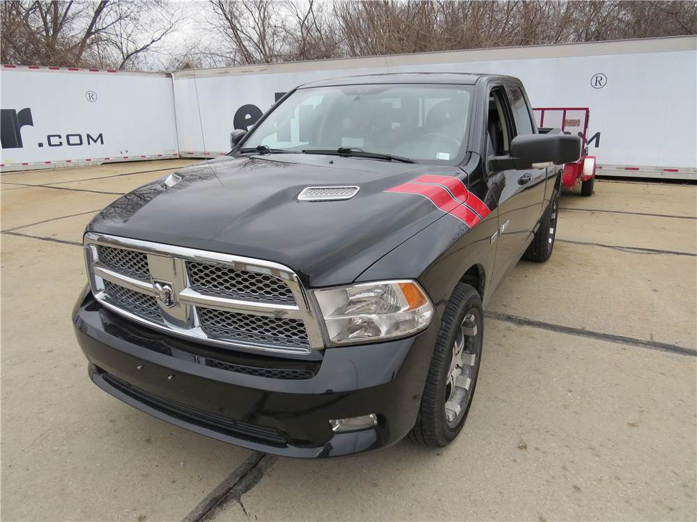 2010 ram 1500 k source snap zap custom towing mirrors snap on driver and passenger side. Black Bedroom Furniture Sets. Home Design Ideas