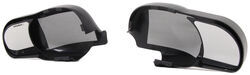 K-Source Snap & Zap Custom Towing Mirrors - Snap On - Driver and Passenger Side