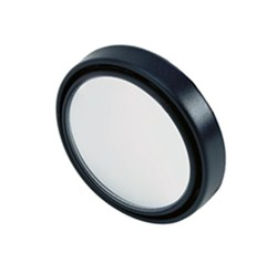 "K-Source Blind Spot Mirror - Convex - Stick On - 3"" Round - Adjustable - Qty 1"