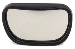 "K-Source Blind Spot Mirror - Convex - Stick On - 2-1/4"" x 3-1/2"" Wedge - Qty 1"