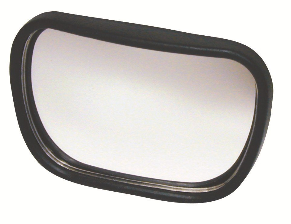 K source blind spot mirror convex stick on 2 1 4 x for Mirror source