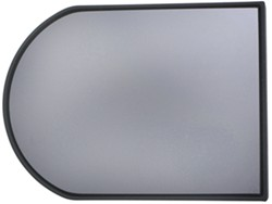 "K-Source Hot Spot Stick-On Mirror - 3"" x 4"" Wedge"
