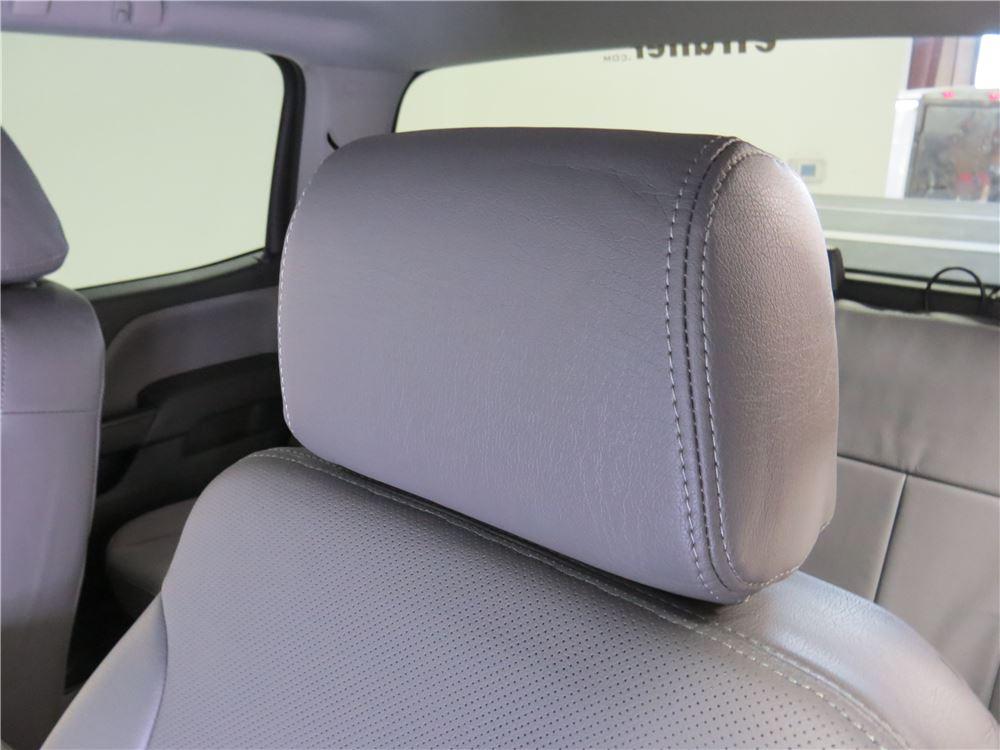 2016 Chevrolet Silverado 1500 Seat Covers