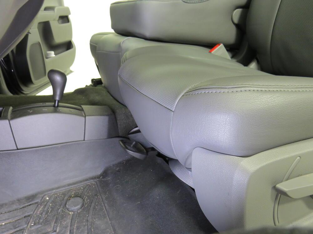 2016 Chevrolet Silverado 1500 Seat Covers Clazzio