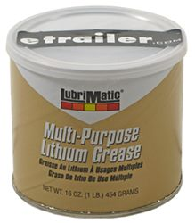 LubriMatic Multi-Purpose Lithium Grease - 16 oz. Can